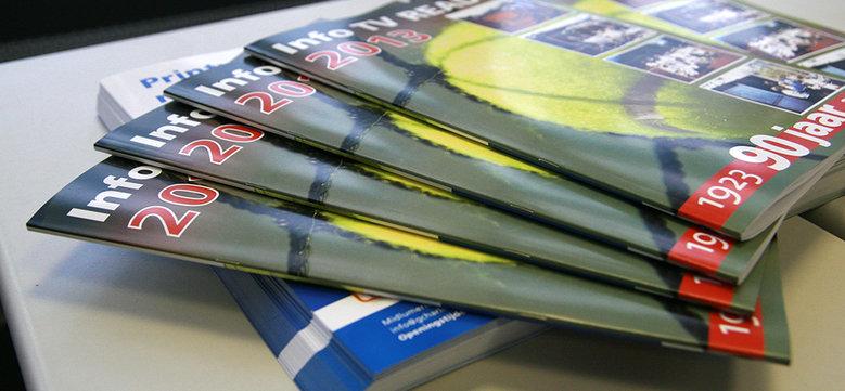 Periodieken, nieuwsbrieven en verenigingsprintwerk...