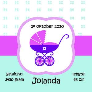 Geboortetegel GCH005