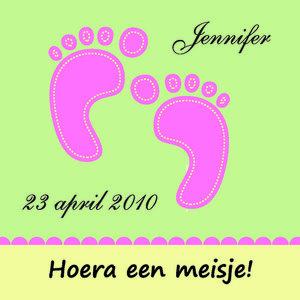 Geboortetegel GCH007